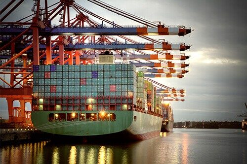 Ocean Sea Freight Shipping by container