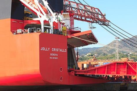 RORO Ocean Cargo Transportation