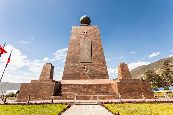 ecuador statue