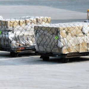 Packing for air and ocean freight