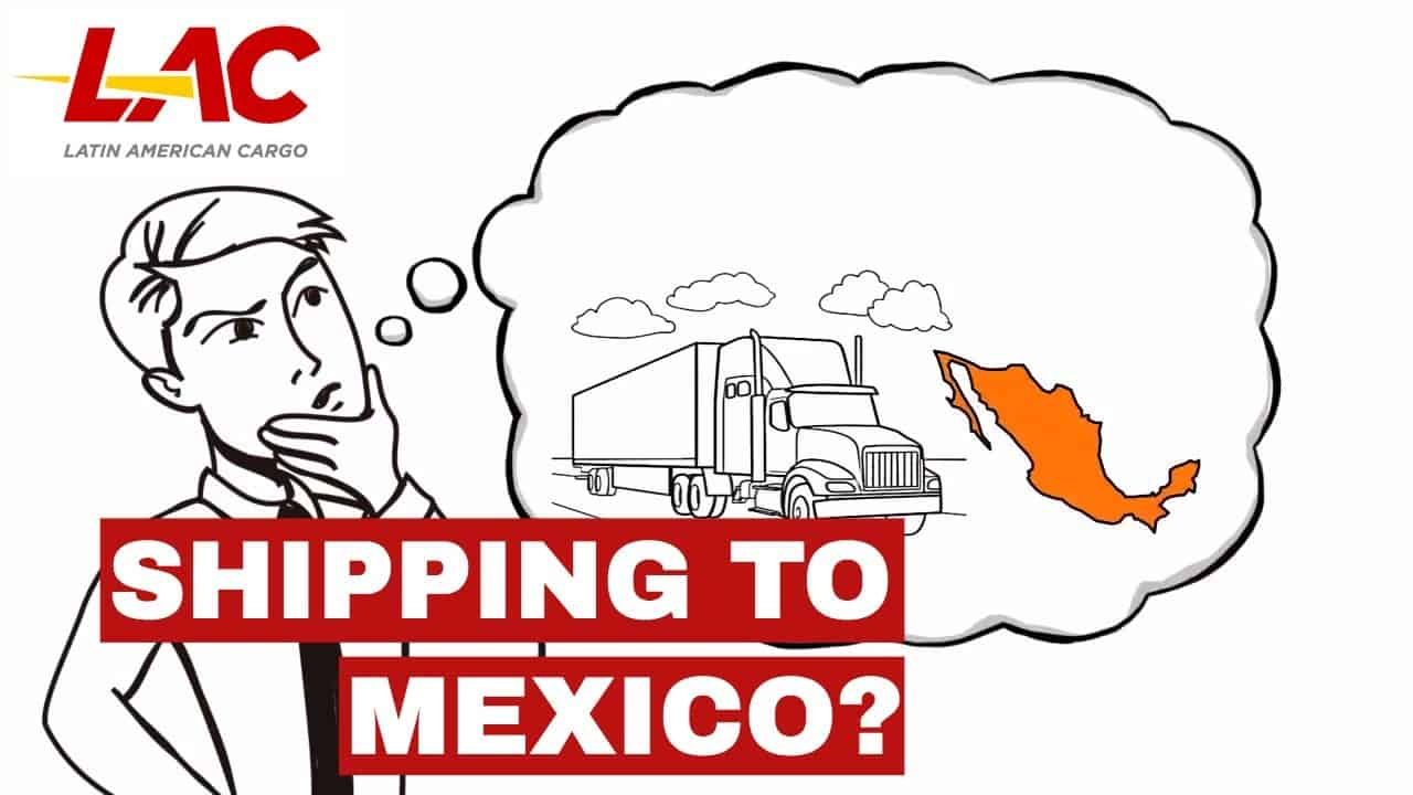 Video Shipping to Mexico by Ground
