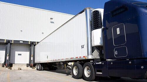 Reefer LTL trucking Mexico USA Canada