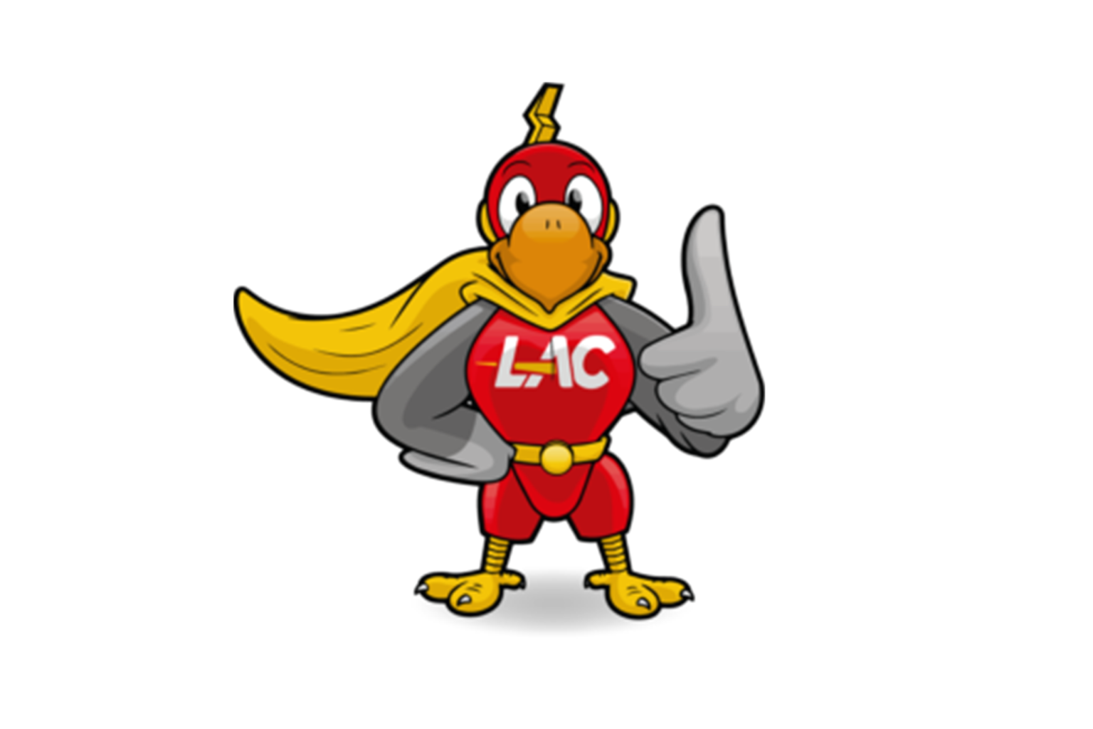 LAC Mascot Shipping to Latin American Cargo