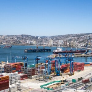 Port of Valparaiso - Guide to Shipping & Exporting to Chile
