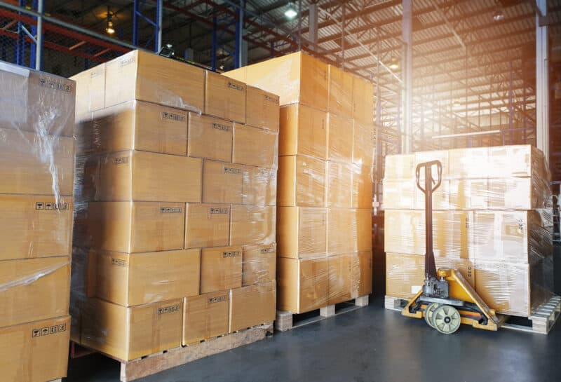 LCL Freight Shipping