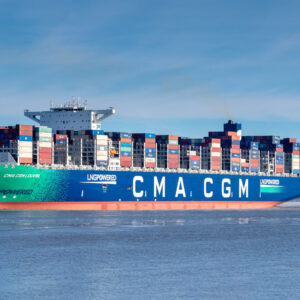 Maritime Decarbonization - LNG powered container cargo.jpg
