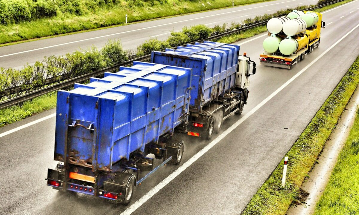 Chemicals-industry-ground-shipping-biohazard-transport