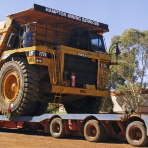 Tips for shipping Mining Equipment - A how-to guide - Dump Truck