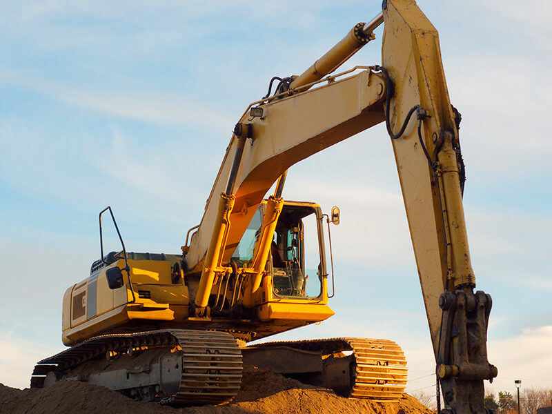 shipping mining and heavy equipment
